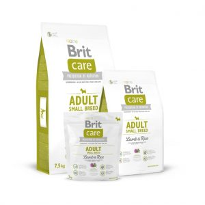 Brit care lamb rice adult