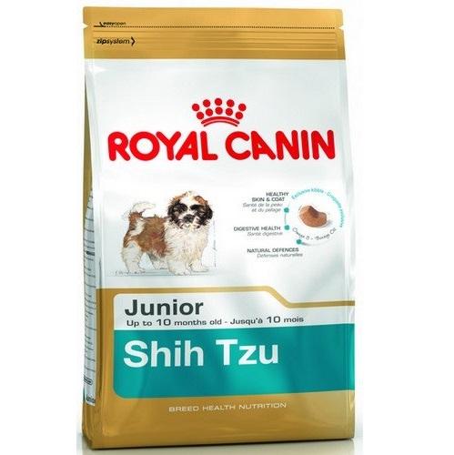 Sucha karma - Szczeniaki rasy Shih Tzu - Royal Canin,2