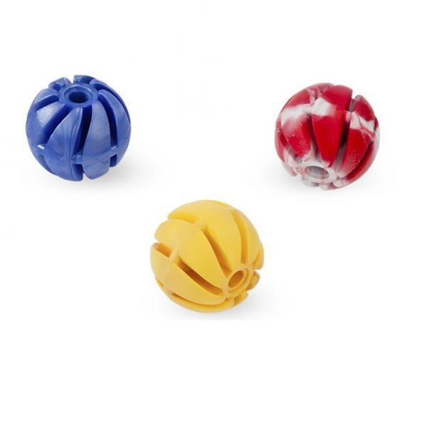 SUM-PLAST Zabawka dla psa gryzak kość 12CM