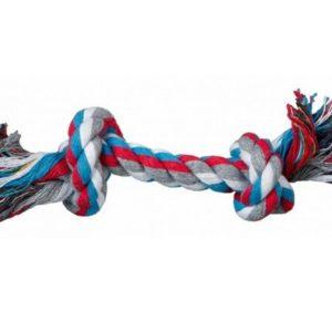 sznurek bawełniany szarpaczka dla psa 20 cm